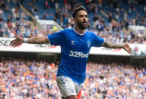 Daniel Candeias has completed his move from Rangers to Turkish club Genclerbirligi for an undisclosed fee.