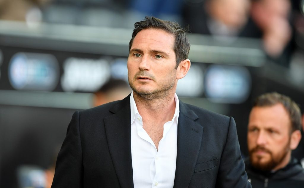 Frank Lampard says Chelsea fans will be patient with him after Leicester draw.