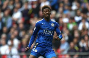 Demarai Gray has welcomed the competition for places at Leicester and is happy to be 'flexible' to fit in.