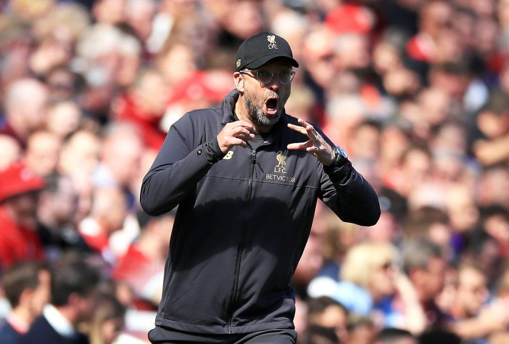 Liverpool boss Jurgen Klopp has firmly put last season's Champions League success behind him.