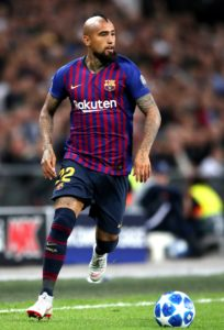 New Inter Milan boss Antonio Conte is reportedly eager for a reunion with Barcelona midfielder Arturo Vidal.