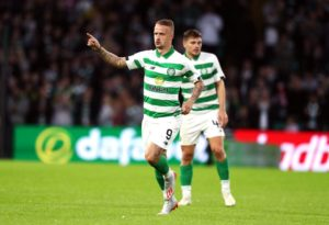 Celtic manager Neil Lennon senses Leigh Griffiths is set to make a major contribution to the team after the striker completed his comeback against Sarajevo.