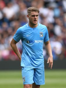 Tranmere have signed striker Jordan Ponticelli from fellow Sky Bet League One club Coventry until January.
