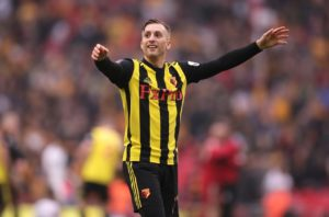 Watford's Gerard Deulofeu has set himself a target of scoring more than the 12 goals he managed last season in the coming campaign.