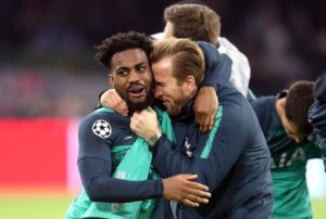 Paris Saint-Germain have edged ahead of Schalke in the bid to sign Tottenham defender Danny Rose this summer, according to reports.