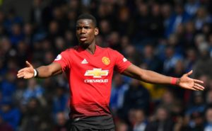 Paul Pogba is going nowhere according to Ole Gunnar Solskjaer.