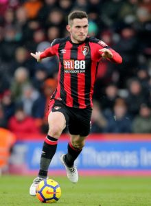 After eight months out with a cruciate ligament injury, Bournemouth midfielder Lewis Cook says he can see the light at the end of the tunnel.