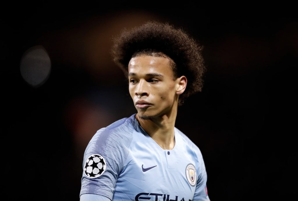 Leroy Sane's wages were too much for Bayern.
