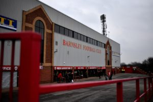 Barnsley have appointed Dane Murphy as the club's new chief executive officer.