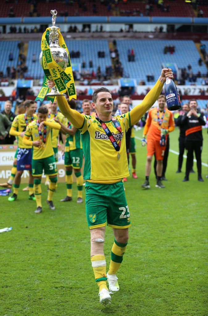Kenny McLean says injuries in pre-season are to be expected but hopes Norwich duo Ben Godfrey and Louis Thompson recover soon.