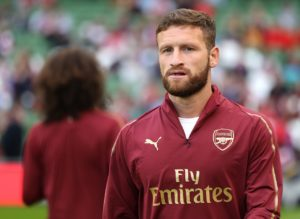 Arsenal defender Shkodran Mustafi has told the club he does not want to leave this summer, according to reports.