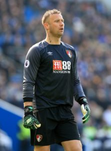 Bournemouth goalkeeper Artur Boruc says both Mark Travers and Aaron Ramsdale have 'improved a lot' over the last 12 months.