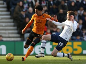 Leeds have signed forward Helder Costa from Wolves on an initial season-long loan.