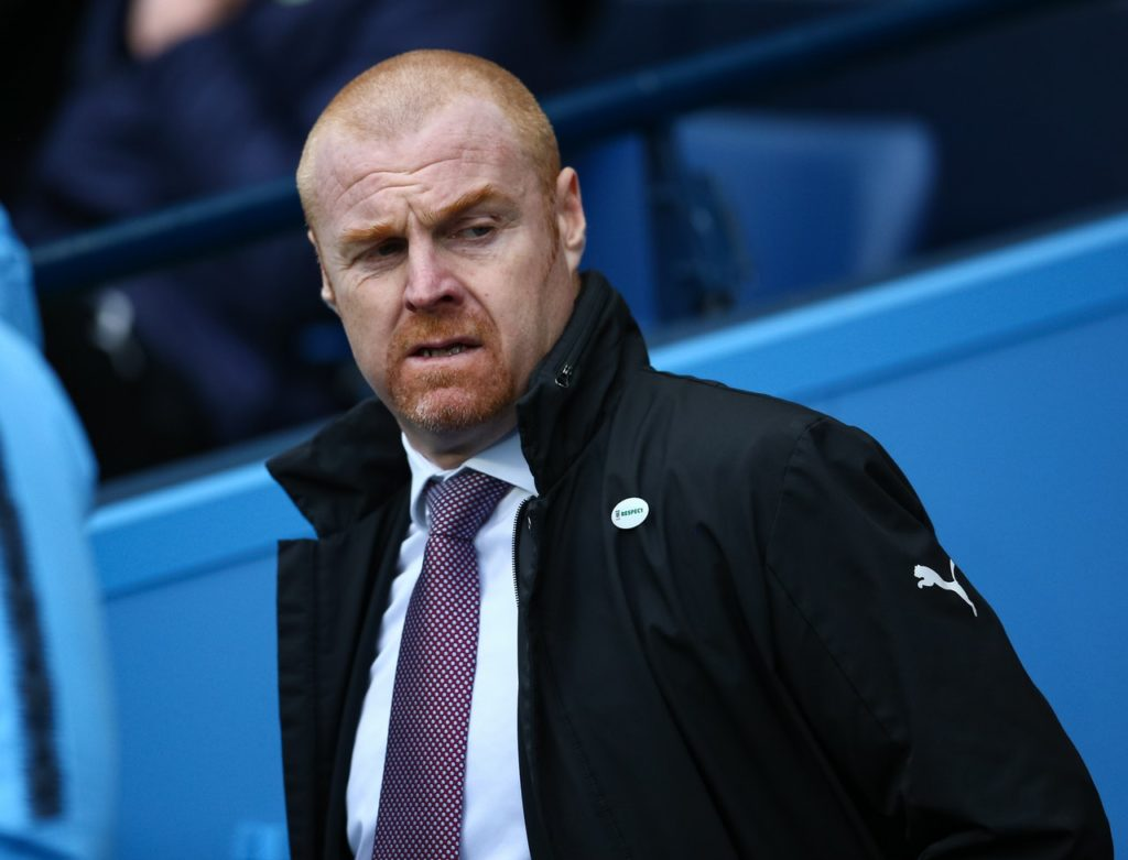 Burnley boss Sean Dyche says he is not close to making any further summer signings as he attempts to improve his squad.