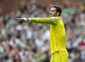Craig Gordon says he wants to give Celtic boss Neil Lennon a tough decision to make when it comes to selecting his No.1 goalkeeper.