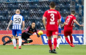 Kilmarnock captain Gary Dicker has described as 'a disgrace' following up a record-breaking season with the club's worst performance of all time.
