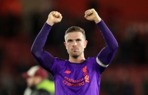 Liverpool captain Jordan Henderson says the players are even hungrier for success after their Champions League win last term.