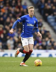 Rangers have loaned defender Ross McCrorie to SkyBet League One side Portsmouth for the season.