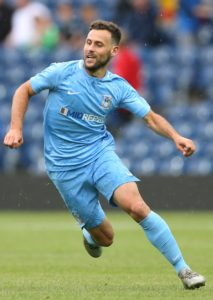 St Mirren new boy Tony Andreu has revealed it took no time at all for new manager Jim Goodwin to persuade him to join the Buddies.