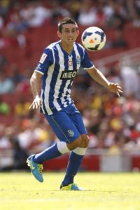 New signing Hector Herrera is confident that he can help Atletico Madrid win the Champions League.