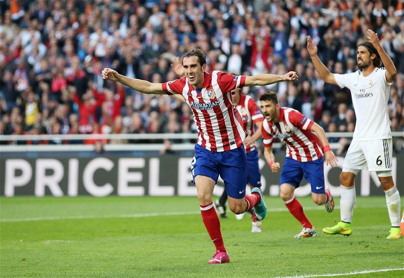 Inter Milan have sealed the signing of former Atletico Madrid defender Diego Godin on a three-year deal.