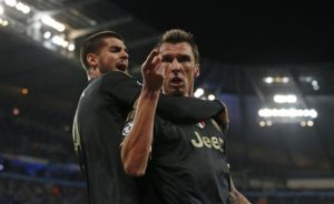 Mario Mandzukic is open to the idea of returning to Bayern Munich this summer but his preference is to remain at Juventus.