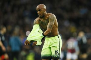 Manchester City midfielder Fabian Delph is expected to link up with his new Everton team-mates in Switzerland with a deal close.