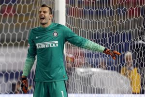 Goalkeeper Samir Handanovic insists hard work will be the key to the Inter's revival under new coach Antonio Conte.