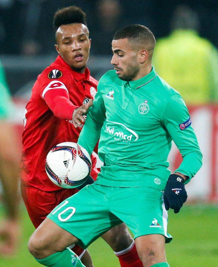 Oussame Tannane says he hopes to rediscover the joy of playing after quitting Saint-Etienne and signing for Vitesse Arnhem.