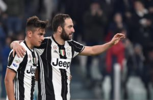 Gonzalo Higuain intends to see out the final two years of his contract with Juventus and is not looking to leave the Allianz Stadium this summer.