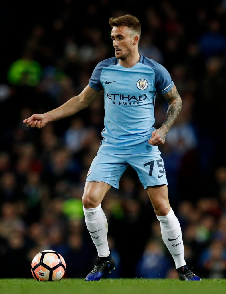 Manchester City midfielder Aleix Garcia is ready to quit and return to Spain due to the first-team path being blocked at the Etihad.