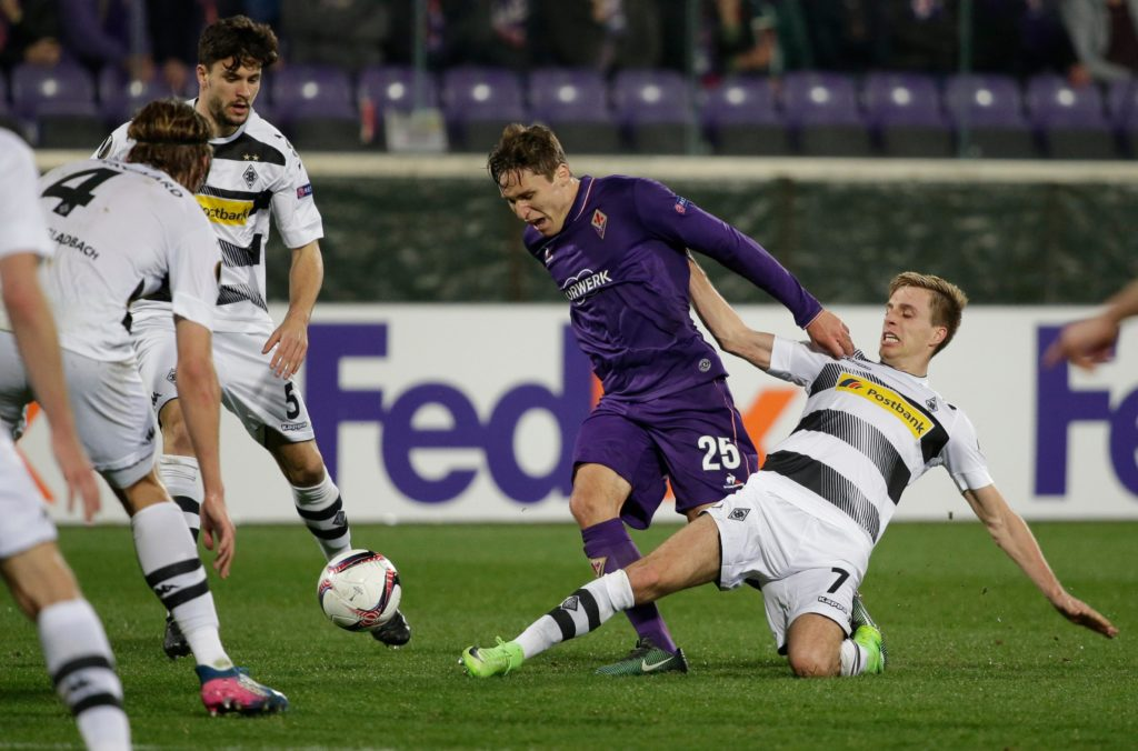 Fiorentina star Federico Chiesa has reportedly been told he won't be sold – 'even for 1billion euros'.