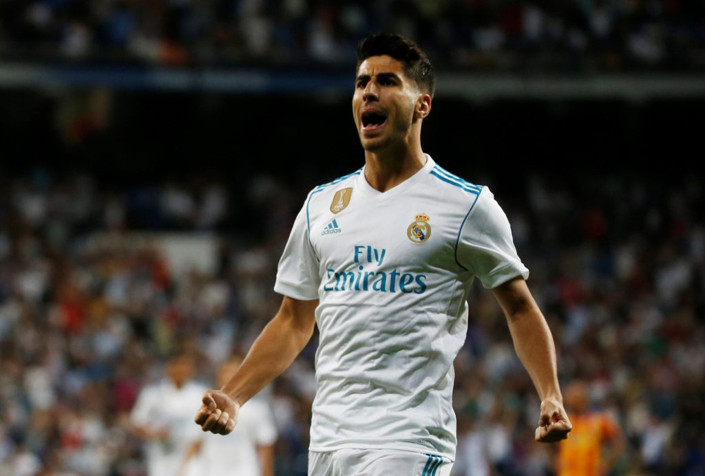 Real Madrid have confirmed that winger Marco Asensio has ruptured knee ligaments and could miss the entirety of the season.