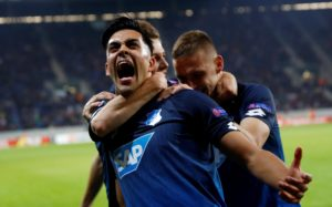 Leicester City are reportedly interested in signing midfielder Nadiem Amiri from Hoffenheim.