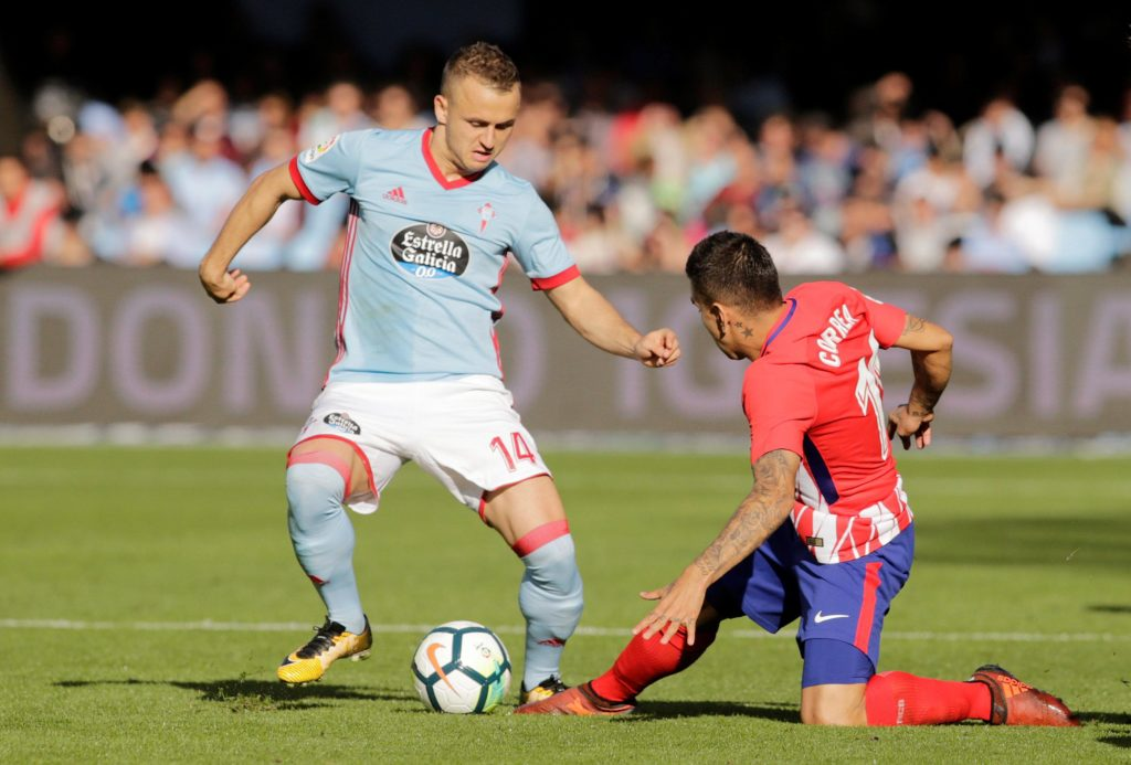 Celta Vigo midfielder Stanislav Lobotka is attracting interest from a number of Serie A clubs, according to his agent.