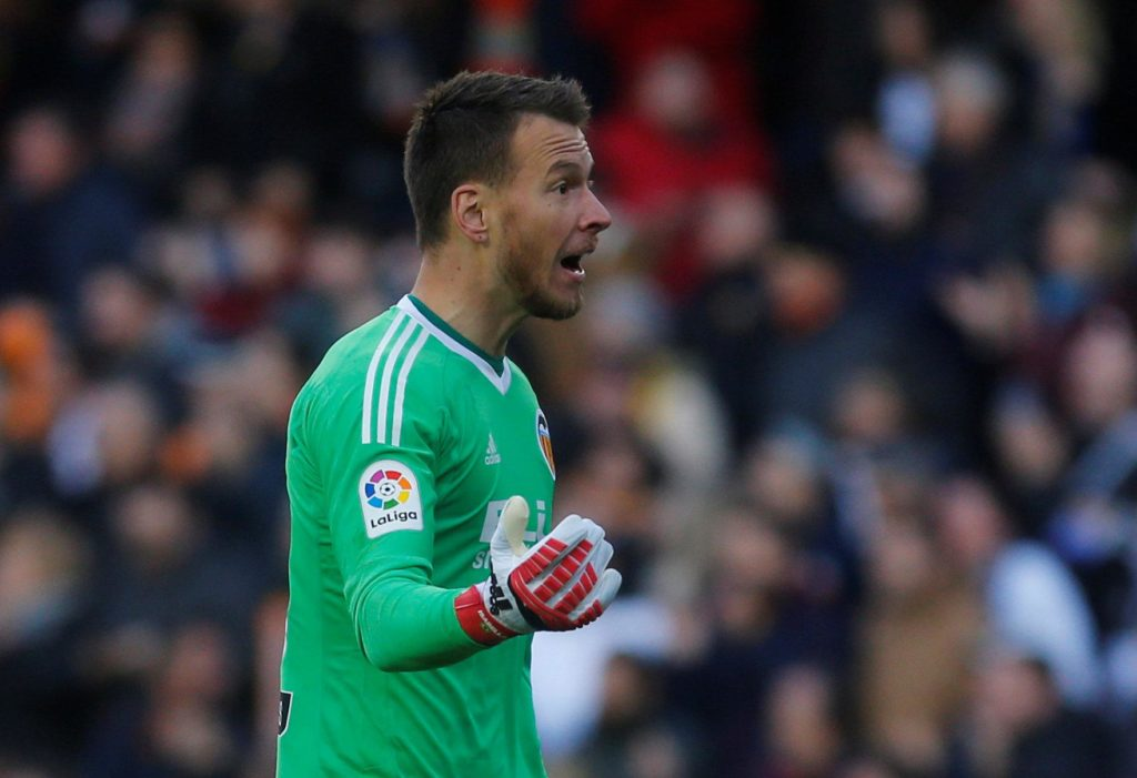 New Barcelona goalkeeper Neto says he cannot wait to learn from current number one Marc-Andre ter Stegen.