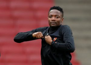 Nigeria winger Ahmed Musa says the Super Eagles are focused on finishing the Africa Cup of Nations on a high and claiming third place.
