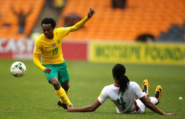 Royal Antwerp and Amiens are reportedly interested in signing Brighton's Percy Tau, who is starring at the Africa Cup of Nations.