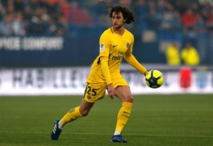 Adrien Rabiot admits the prospect of playing alongside 'great champion' Cristiano Ronaldo convinced him to join Juventus.