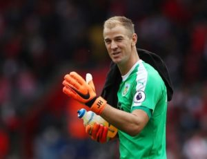 Burnley boss Sean Dyche may allow former England keeper Joe Hart leave the club with Sheffield United said to be keen.