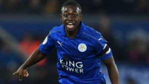 Leicester City midfielder Nampalys Mendy is reportedly on French club Saint-Etienne's radar for a possible summer swoop.