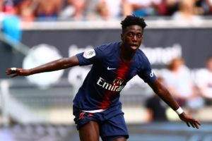 New signing Timothy Weah is eager to get going at Lille and wants to emulate some of the club's former stars.