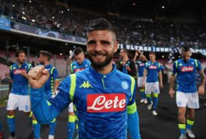 Napoli forward Lorenzo Insigne insists Maurizio Sarri has let down his old club after joining Juventus earlier in the summer.