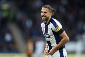 Burnley have moved a step closer to re-signing Jay Rodriguez from West Brom after triggering his release clause.