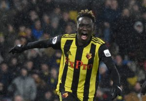 Watford midfielder Domingos Quina claims he is currently ahead of schedule as he recovers from a shoulder injury.