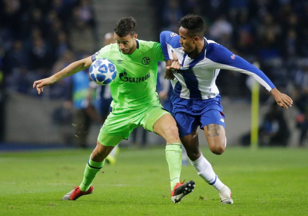 Eder Militao claims he did not think twice about moving to Real Madrid after joining in a 40million euros deal from FC Porto.