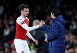 Crystal Palace are reportedly weighing up a move for Arsenal right-back Carl Jenkinson.