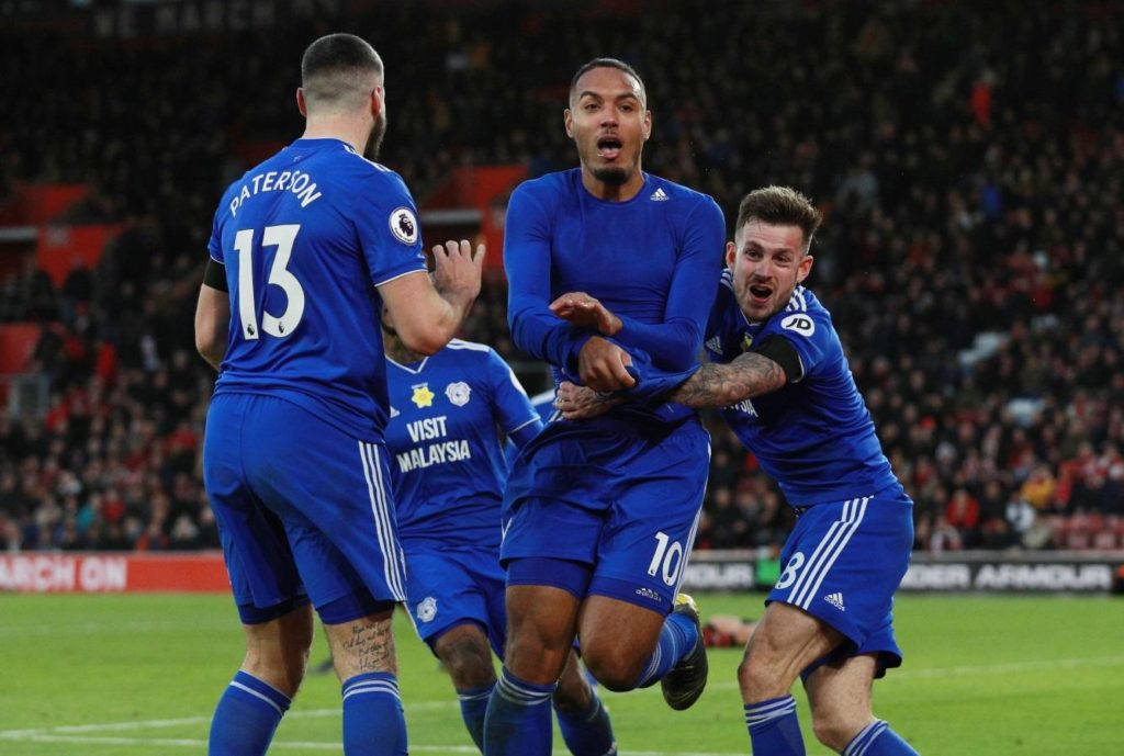 New West Brom striker Kenneth Zohore has claimed the best is yet to come after he finalised his move from Cardiff City.