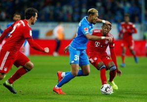 Hoffenheim have confirmed that reported Newcastle target Joelinton is in talks with a Premier League club.