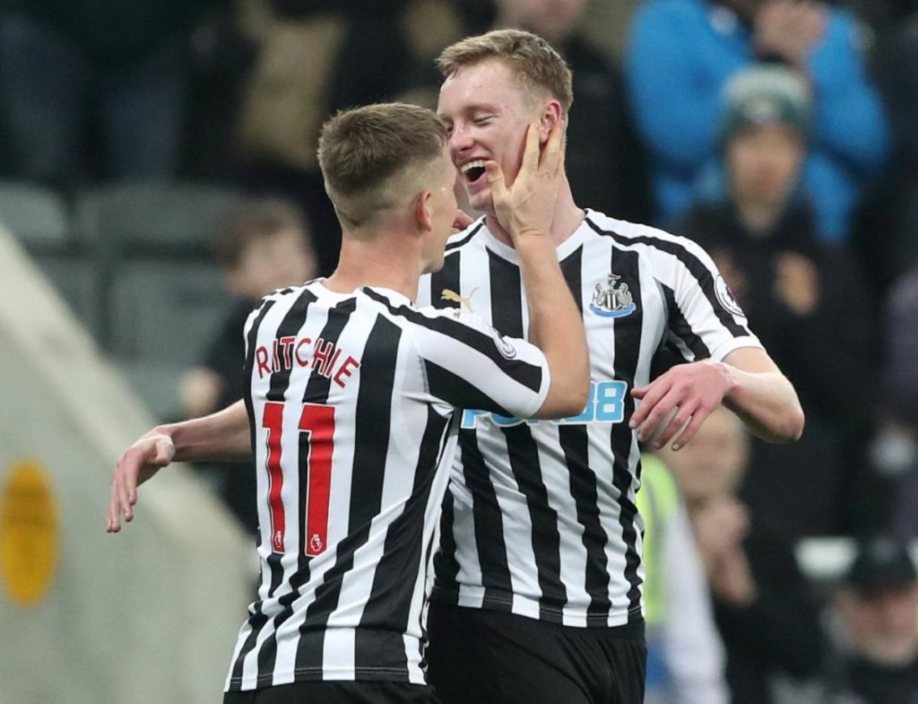 Newcastle United have told Manchester United they will need to spend £50m if they want to sign Sean Longstaff this summer.
